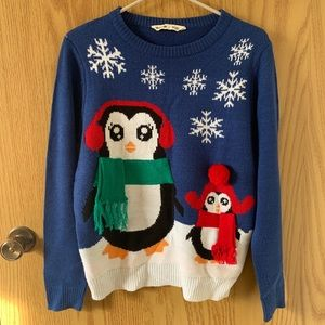 Bluenotes // Ugly Christmas Sweater